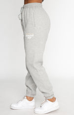 Join The Club Sweatpants Grey Marle