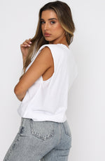 Learn The Basics Top White