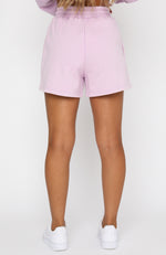 Together Again Lounge Shorts Purple