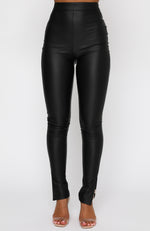 After Party Pants Black