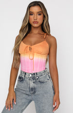 Style Muse Crop Sun Kissed Ombre