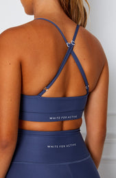 Nora Sports Bra Petrol