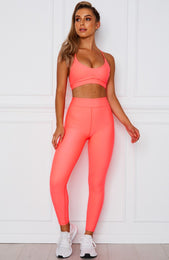 Willow Leggings Coral