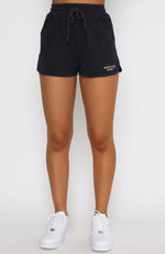 Endless Summer Lounge Shorts Charcoal