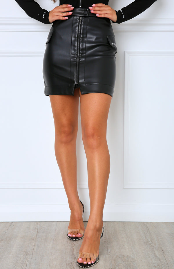 Advantage Mini Skirt Back