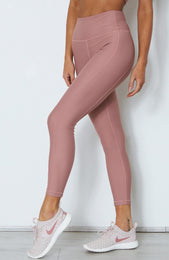 Holly Leggings Dusty Rose
