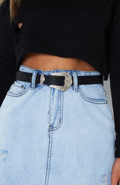 Texas Belt Black