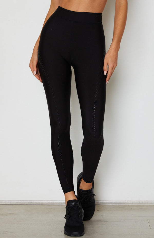 Triple Threat Leggings Black