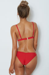 San Luca Bottoms Red