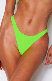 Kali Bottoms Neon Green