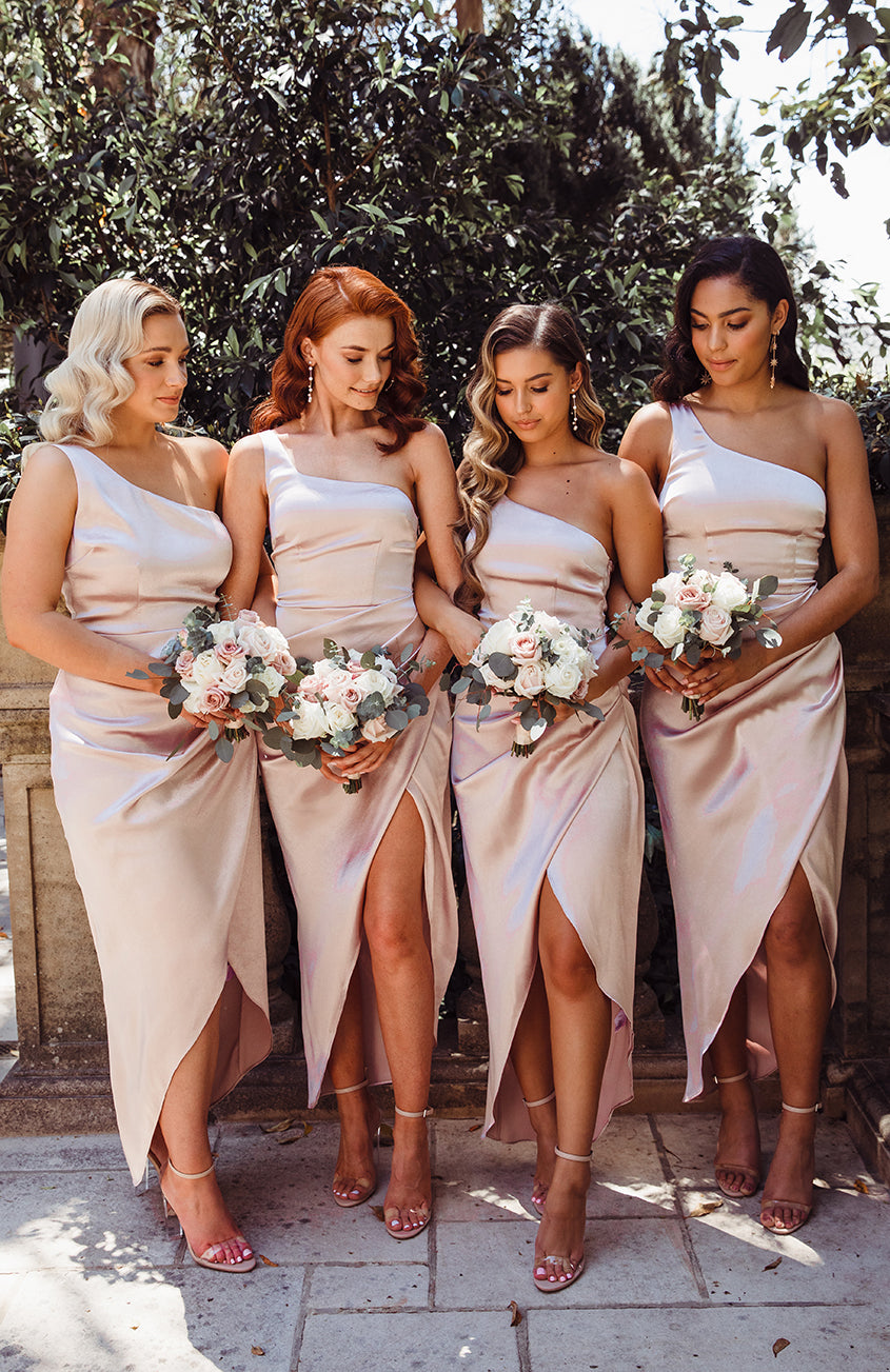 How to pack a bridesmaid dress for a flight