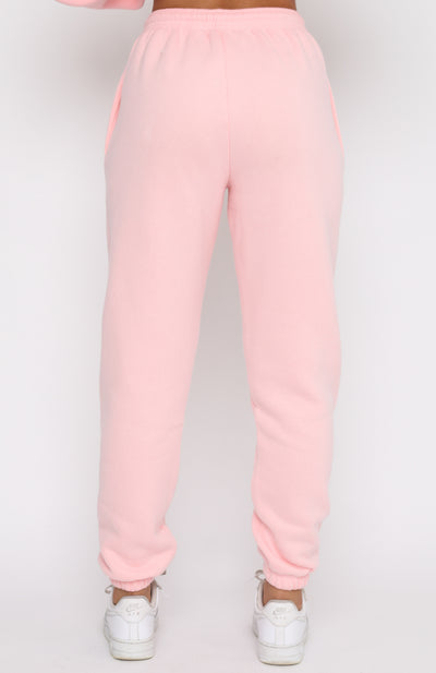 Essentials Club Sweatpants Pink