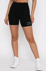 Essentials Club Bike Shorts Black