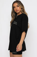 Essentials Club Tee Black