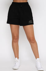 Essentials Club Lounge Shorts Black