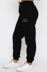Essentials Club Sweatpants Black