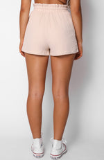 Hard To Handle Shorts Oatmeal