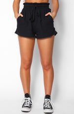 Hard To Handle Shorts Black
