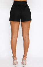 Sweet Escape Shorts Black