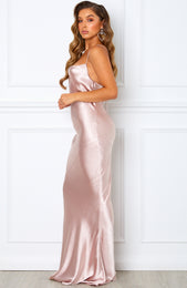 Penelope Maxi Dress Blush