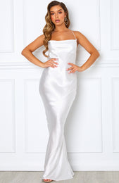 Penelope Maxi Dress White