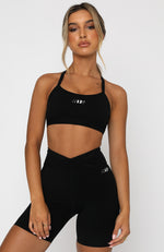 Be Free Bike Shorts Black