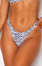 Kali Bottoms White Leopard