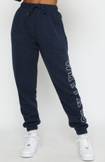 On Track Sweatpants Navy