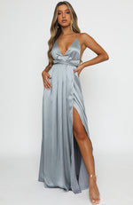 Endless Love Maxi Dress Ice