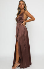 Endless Love Maxi Dress Mocha
