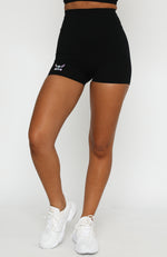 Make An Impact Bike Shorts Black