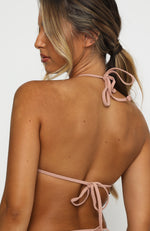 Sea Breeze Bikini Top Tuscany Rib