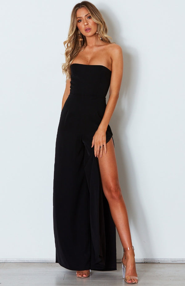 Dare To Be Jumpsuit Black