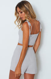 Love On The Run Cami Grey