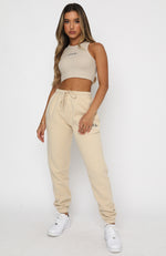 Self Love Club Sweatpants Sand