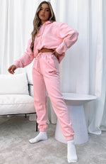Major Movement Sweatpants Pink