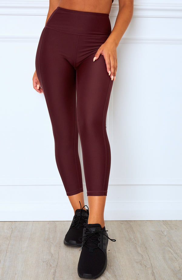 Holly Leggings Merlot