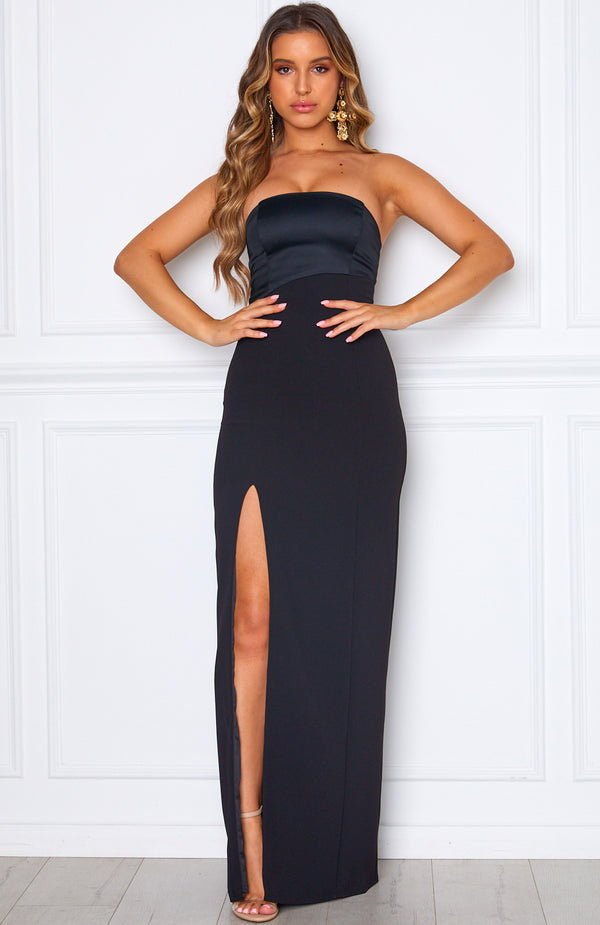 Gala Gown Black