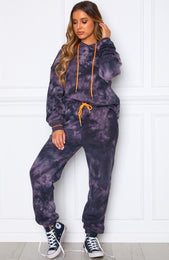 Talking Point Sweatpants Dark Storm