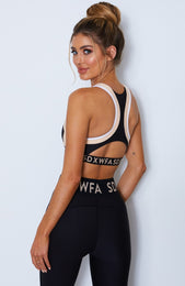 Fearless Sports Bra Black