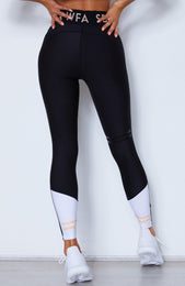 Fearless Leggings Black
