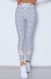 101 Day Dreamer Leggings White