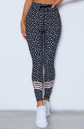 101 Day Dreamer Leggings Black