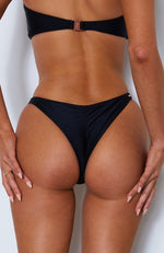 Ibiza Bottoms Black