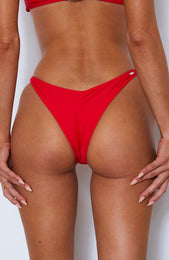 Ibiza Bottoms Red