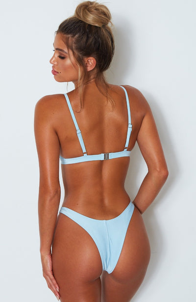 Belmont Bottoms Baby Blue