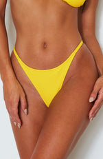 Hollywood Bottoms Yellow
