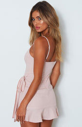 Bet On Me Mini Dress Pink
