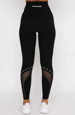 Trail Blazer Leggings Black