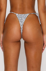 Sun Soaked Bottoms White Speckle
